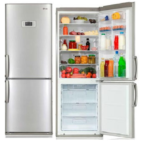 Холодильник lg ga b409umqa фото