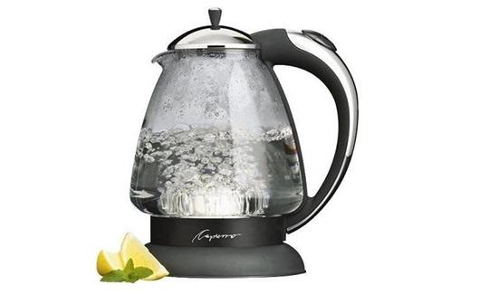 Как очистить электрический чайник от накипи в домашних 58